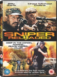 Sniper: Reloaded, DVD  DVD