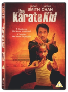 The Karate Kid, DVD DVD