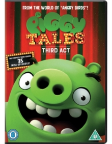 Piggy Tales: Third Act, DVD DVD
