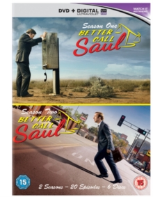 Better Call Saul: Season One & Two, DVD DVD