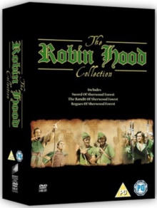 The Robin Hood Collection, DVD DVD