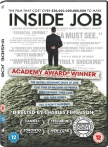 Inside Job, DVD  DVD