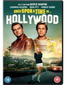 Once Upon a Time In... Hollywood, DVD DVD
