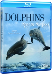 Dolphins: Spy in the Pod, Blu-ray  BluRay