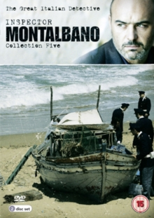 Inspector Montalbano: Collection Five, DVD  DVD