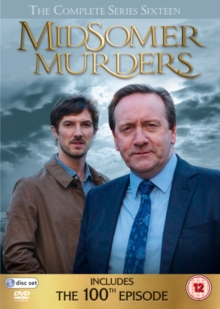 Midsomer Murders: The Complete Series Sixteen, DVD  DVD