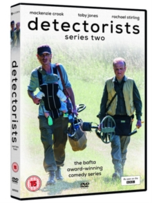Detectorists: Series Two, DVD  DVD