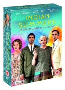 Indian Summers: Complete Series One and Two, DVD DVD
