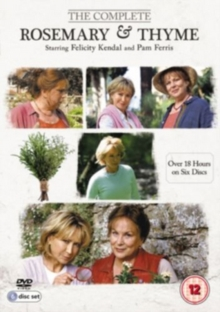 Rosemary and Thyme: The Complete Series 1-3, DVD DVD