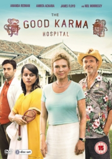 The Good Karma Hospital, DVD DVD