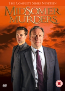 Midsomer Murders: The Complete Series Nineteen, DVD DVD