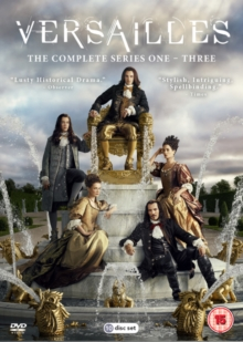 Versailles: The Complete Series One - Three, DVD DVD