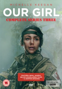 Our Girl: Complete Series Three, DVD DVD