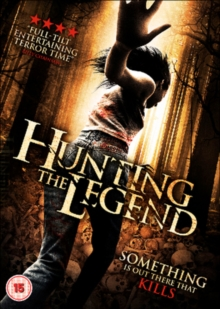 Hunting the Legend, DVD  DVD