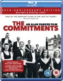The Commitments, Blu-ray BluRay