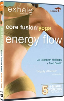 Exhale Core Energy: Flow Yoga, DVD  DVD