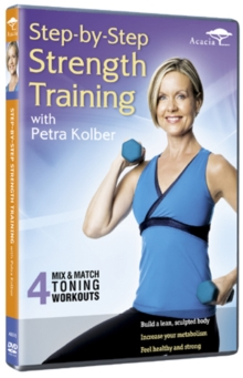 Step By Step Strength Training, DVD  DVD
