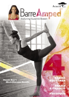 BarreAmped, DVD  DVD