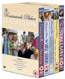 Rosamunde Pilcher: The Complete Collection, DVD  DVD