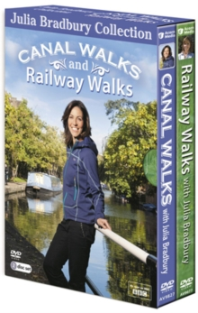 Julia Bradbury Collection: Canal Walks/Railway Walks, DVD  DVD