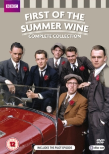 First of the Summer Wine: The Complete Series, DVD  DVD