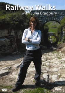 Railway Walks With Julia Bradbury, DVD  DVD