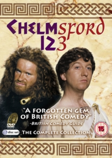 Chelmsford 123: The Complete Series 1 and 2, DVD  DVD