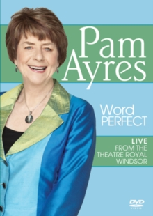 Pam Ayres: Word Perfect, DVD  DVD