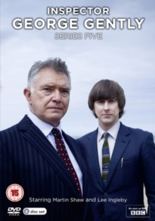 Inspector George Gently: Series Five, DVD  DVD