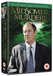 Midsomer Murders: The Complete Series Five and Six, DVD  DVD