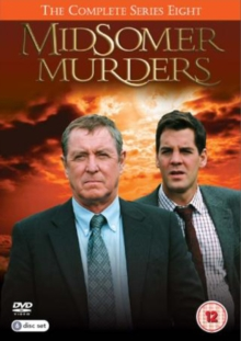 Midsomer Murders: The Complete Series Eight, DVD  DVD