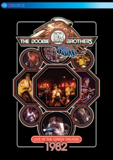 The Doobie Brothers: Live at the Greek Theatre 1982, DVD DVD