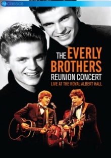 The Everly Brothers: Reunion Concert - Live at Royal Albert Hall, DVD DVD
