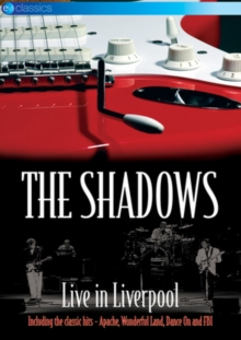 The Shadows: Live in Liverpool, DVD DVD