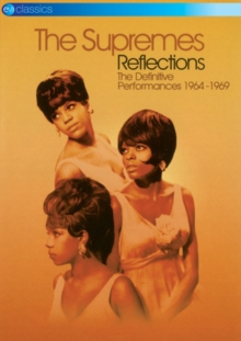 The Supremes: Reflections - The Definitive Performances 1964-1969, DVD DVD