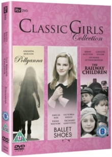 Pollyanna/The Railway Children/Ballet Shoes, DVD  DVD