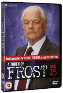 A   Touch of Frost: Series 15, DVD DVD