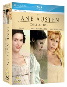 Jane Austen Collection, Blu-ray  BluRay