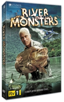 River monsters: Series 2, DVD  DVD