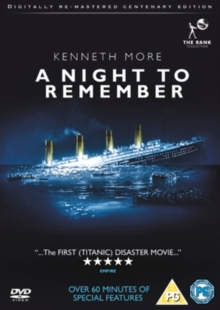 A   Night to Remember, DVD DVD
