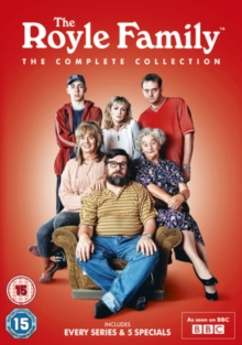 The Royle Family: The Complete Collection, DVD DVD