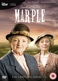 Marple: The Collection - Series 1-6, DVD  DVD