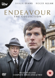 Endeavour: The Collection - Series 1 and 2, DVD  DVD