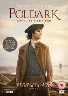 Poldark: Complete Series Two, DVD DVD