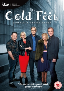 Cold Feet: Complete Series Seven, DVD DVD