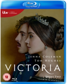 Victoria: Series Two, Blu-ray BluRay