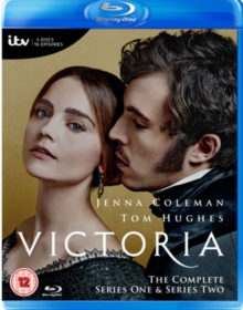 Victoria: The Complete Series One & Series Two, Blu-ray BluRay
