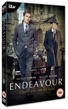 Endeavour: Complete Series Five, DVD DVD