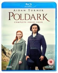 Poldark: Complete Series Four, Blu-ray BluRay