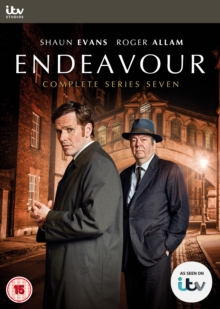 Endeavour: Complete Series Seven, DVD DVD